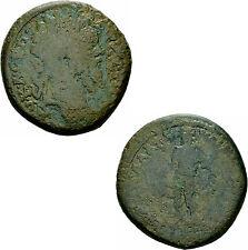 Septimius Severus Nikopolis Istros Moesien Bronze Dionysos Legat Aurelius Gallus