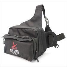 Fishing Waist Tackle Bag Multi-function Shoulder Reel Lure Fanny Pack 30*14*17cm