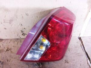 SUZUKI FORENZA TAIL LIGHT DRIVER SIDE OEM 2004-2008