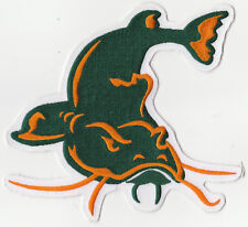 "2000-01 Plume River Mudcats Ouest Independent Minor Ligue Baseball 7 "" Patch"