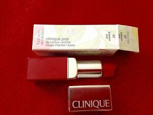CLINIQUE Pop Lipstick Intense + Base Nourishing 07 Passion Pop Val