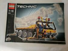 LEGO Technic 8421 Mobile Crane (instructions books ONLY )
