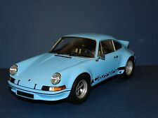 Minichamps 1/18 Porsche 911 Carrera RSR Blue/Black MiB