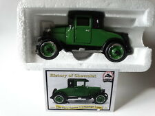 National Motor Museum Mint 1926 Chevy Superior V-2 Coupe 1:32 Scale Diecast Car