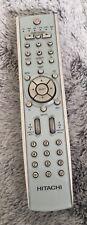 Hitachi TV Remote Control CLU-3842WL OEM Replacement Remote