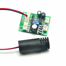 980nm 100mW 12V IR Infrared Laser Dot Diode High Power Module w/ TTL Driver Out