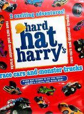 hard Hat Harry Race Cars ,  Monster Trucks NEW! DVD, Free ship! Childrens Nascar