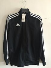 Adidas Tiro 19 Training Jacket Black White Size YXL Boy's Only