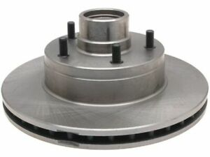 For 1985 Buick Century Brake Rotor and Hub Assembly Front AC Delco 97717MN
