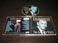 Frank Sinatra CD the Golden Voice (Saturday Night-Time After Time-Mam´ Selle