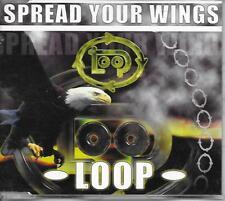 LOOP - Spread your wings CDM 5TR Vocal Trance 2000 Holland (Ruud van Rijen)