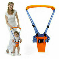 Baby Walking Learning Belt Toddler Assistant Strap Harness Safety Harness B E6E5