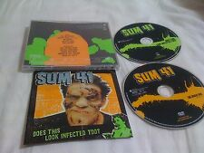 SUM41 / does this look infected too? /JAPAN CD&DVD