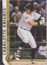 2018 Charlotte Knights Matt Skole RC Rookie Chicago White Sox