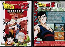 Dragon Ball Z Movie Broly Second Coming New Anime DVD Funimation Release Uncut