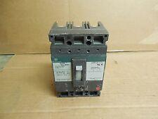 GE GENERAL ELECTRIC BREAKER TEC36003 3A 3 A AMP 600Vac 3 POLE