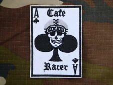ECUSSON PATCH THERMOCOLLANT CAFE RACER customs hot rod choppers rockabilly biker