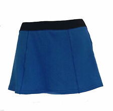 Unifarbene schwingende Damenröcke aus Baumwolle für die Freizeit