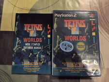 TETRIS WORLDS ( PLAYSTATION 2 - SONY )  COMPLET