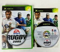 EA Sports Rugby 2005 Xbox Video Game