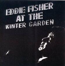 Eddie Fisher - At the Winter Garden [New CD]