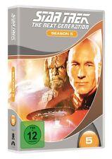 Star Trek - The Next Generation TNG Season 5 7er [DVD] NEU Fünfte Staffel