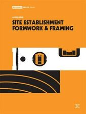 Site Establishment, Formwork and Framing (3rd Ed.)  by Laws,Adrian
