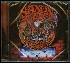 Saxon Forever Free CD new 2013 reissue