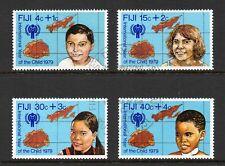 Fiji - 1979, International Year of the Child (Used Set)