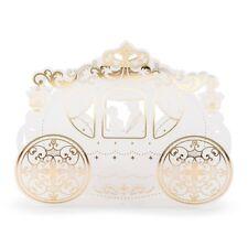 Cinderella Wedding Carriage Wedding Bridal Shower Favor Boxes 10/pk