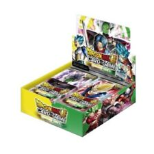 1x  Union Force: Booster Box New Sealed Product - Dragon Ball Super Card Game -
