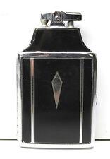 Vintage Art Deco Inlaid Ronson Cigarette Case+Lighter Fits Unfiltered Shorts