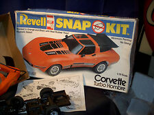 Model Kit  Corvette Turbo Hombre