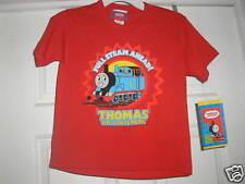 New Boys Thomas & Friends T Shirt Large 7 Short Sleeve