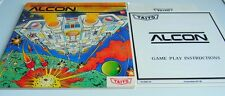 C64: a.l.c.o.n. - Alcon-Electronic Arts 1987-nessun disco floppy/no disk!!!