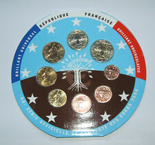 France 2008 - Official (BU) Euro Coin Set **RARE** (without sleeve)