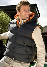 Ärmellose Herren-Fitness-Jacken & -Westen keine Mehrstückpackung