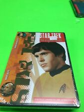 STAR TREK Original TV Series DVD Vol 15 (Episodes #29/30) SEALED NEW!