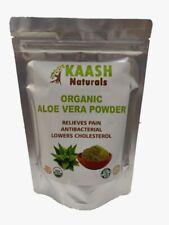 Aloe Vera Powder 100% Raw USDA Certified Organic