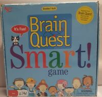 Brain Quest SMART Game University Games Science Math Arts Reading & The World