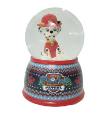 Paw Patrol Snow Globe Coin Bank From Nickelodeon (No job is too big)