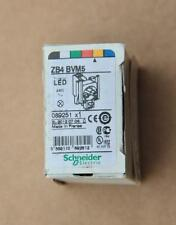 SCHNEIDER zb4 bvm5 LED PANEL MOUNT indicatore #S 778