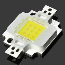 1PC High Power DIY 10W 12V 900-1000LM 6000-6500K White Light 9 LED Module HOT ZH