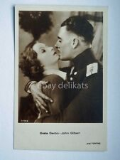 Cinema GRETA GARBO JOHN GILBERT attrice attore muto silent movie foto 5118