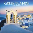 Greek Islands Calendar 2022 Travel Wall 15% OFF MULTI ORDERS!