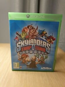 Skylanders Trap Team Xbox One Game Only