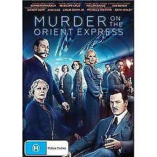 Murder On The Orient Express (DVD, 2018)