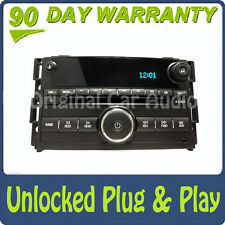 UNLOCKED BUICK Enclave AM FM Radio Stereo MP3 CD Player AUX Input OEM 15217870E