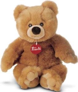 Trudi Bear Ettore. 38cm M   Soft Toy Bear. Fluffy Bear.  Plush Bear. Teddy Bear