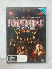 Pumpkinhead - Ashes to Ashes 3 DVD LANCE HENRIKSEN RARE OOP HORROR MOVIE GENUINE